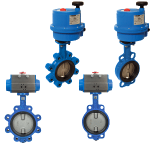 Process Control_UCI_ActuatedButterflyValves