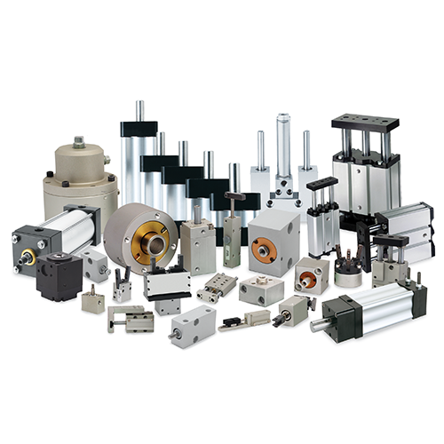 Isaacs Fluid Power Cylinders and Linear Actuators
