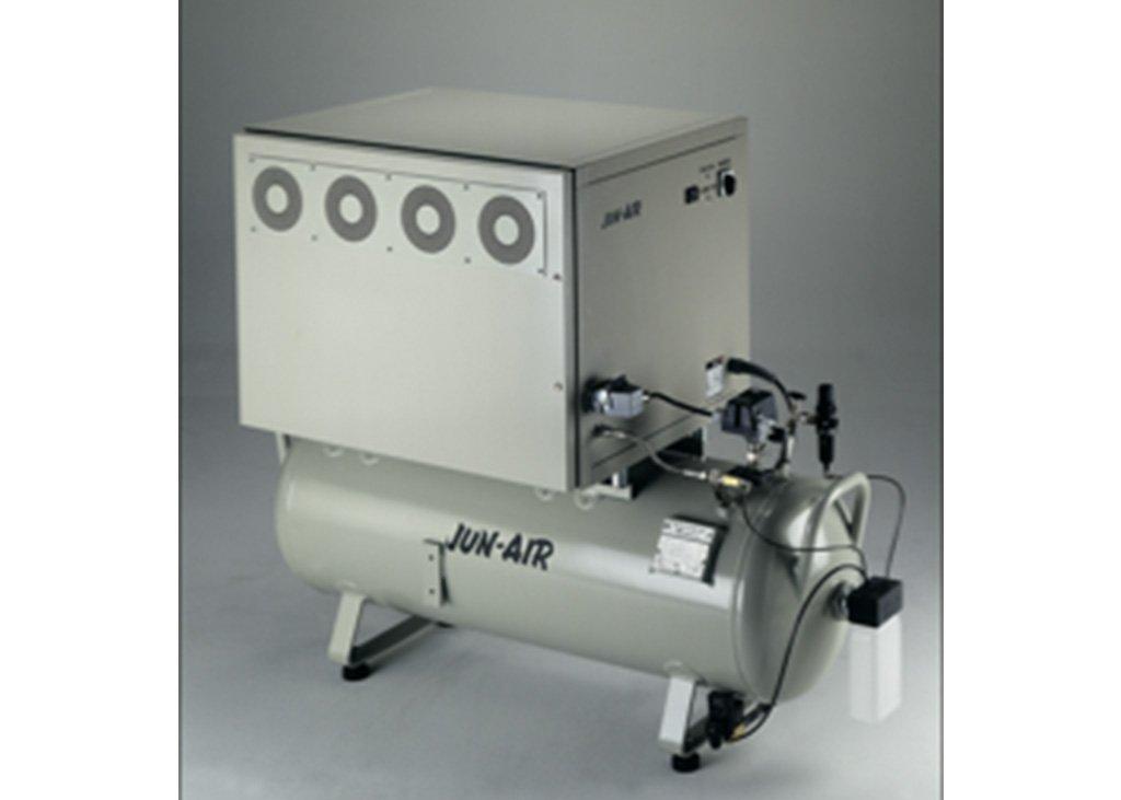 Jun-Air Compressor Package Oil less