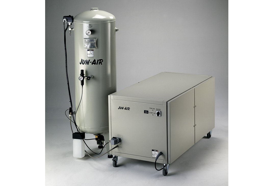 Jun-Air Compressor Package Quiet Series