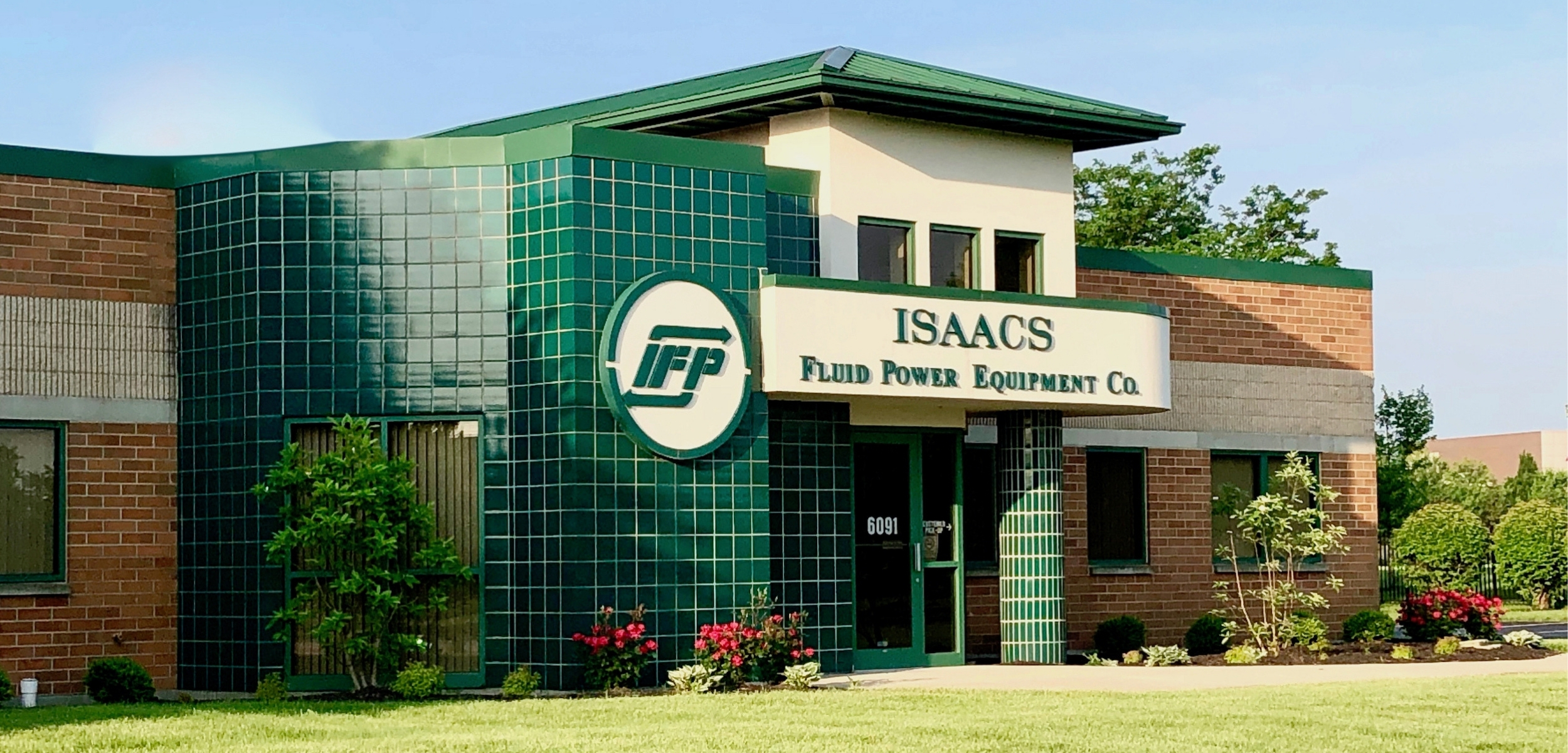 Isaacs Fluid Power Building